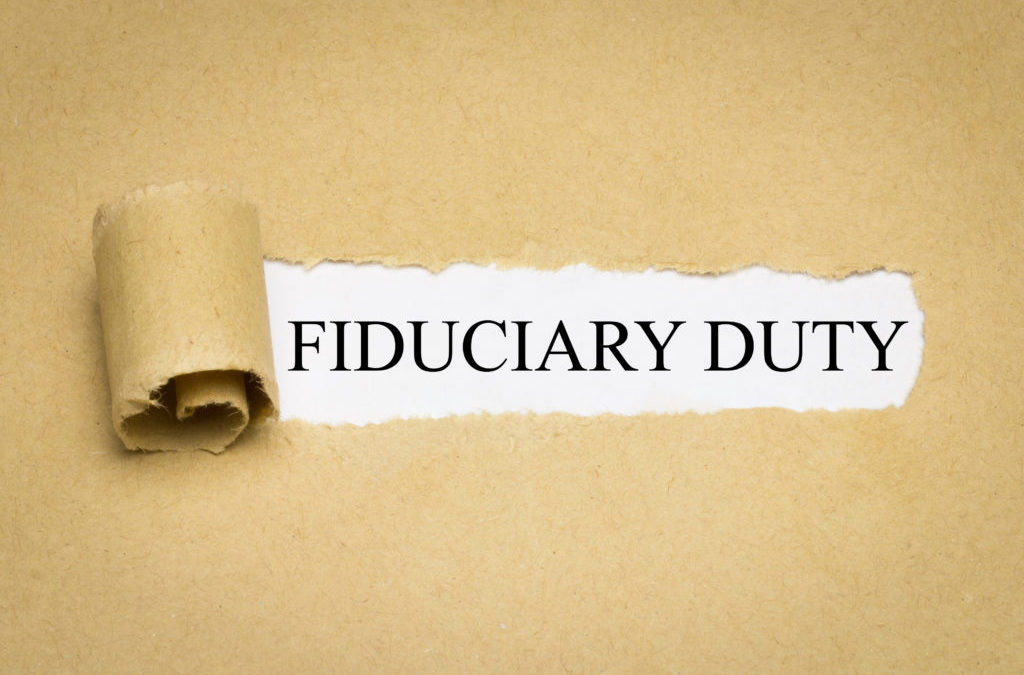 Fiduciary duty ripped open