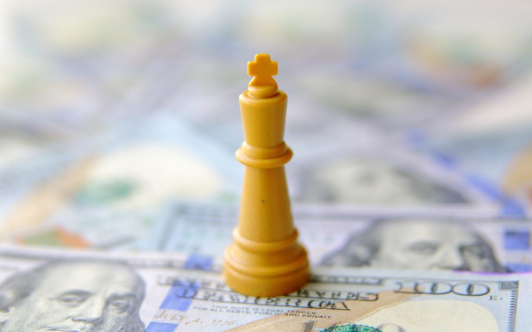 King Dollar and the impact on the global monetary system