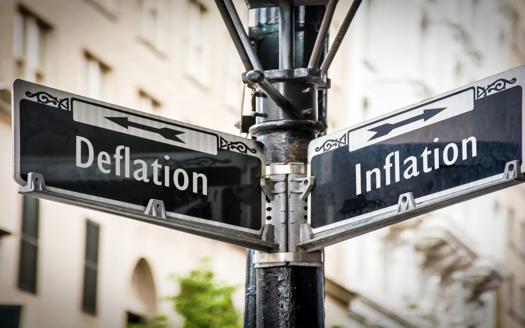 The Coronavirus Impact – Deflation And Then Inflation